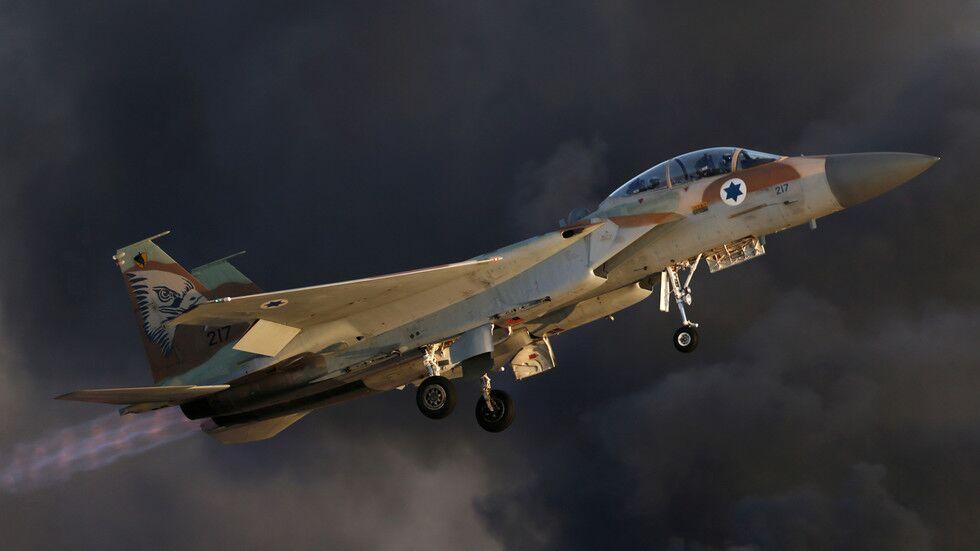 以色列战机空袭叙利亚首都南部军事基地