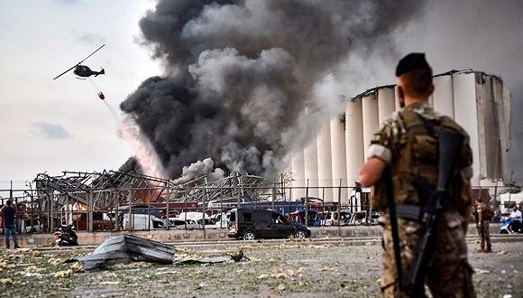 李绍先:黎巴嫩严重失序,大爆炸之下走向破产
