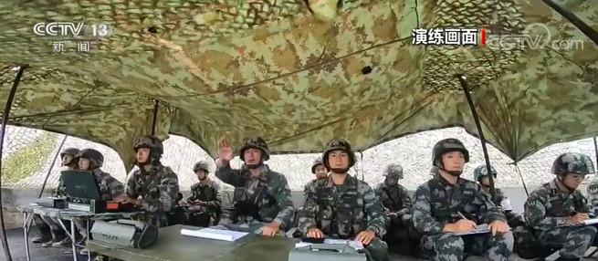陆军:实弹演练 检验炮兵装备作战效能