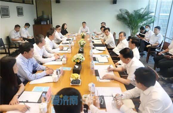 79天内济南市委书记三度进京 关键词都是这俩字