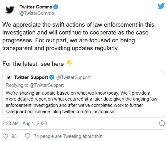 攻击推特的17岁少年曾盗取数百万元没被抓 但运气不会总是那么好