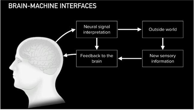 脑机接口实现人机共生 专家:或被黑客劫持删除记忆