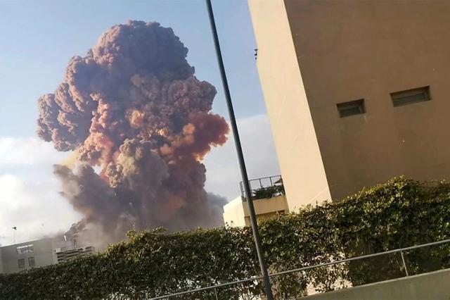 黎巴嫩贝鲁特大爆炸死亡人数升至113人 相关负责人全部被软禁