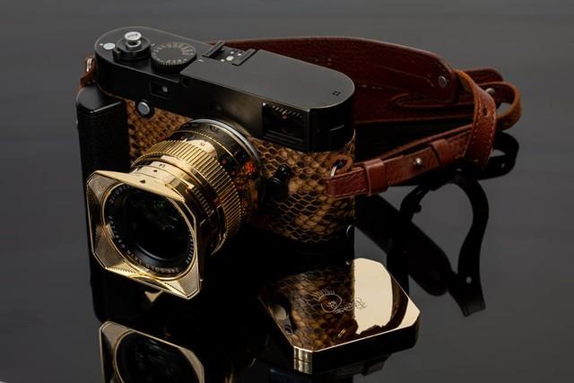 铭匠光学发布限量镀金M卡口35mm