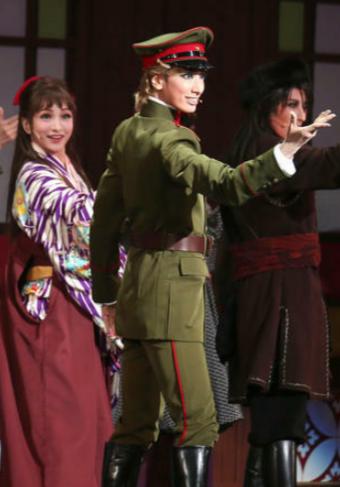 宝冢歌剧团花组公演(日本日刊体育网站)
