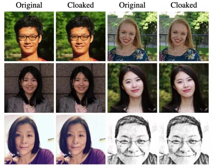 芝加哥大学开发新工具保护用户免遭面部识别系统滥用