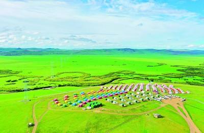 内蒙古呼伦贝尔大力提振当地旅游