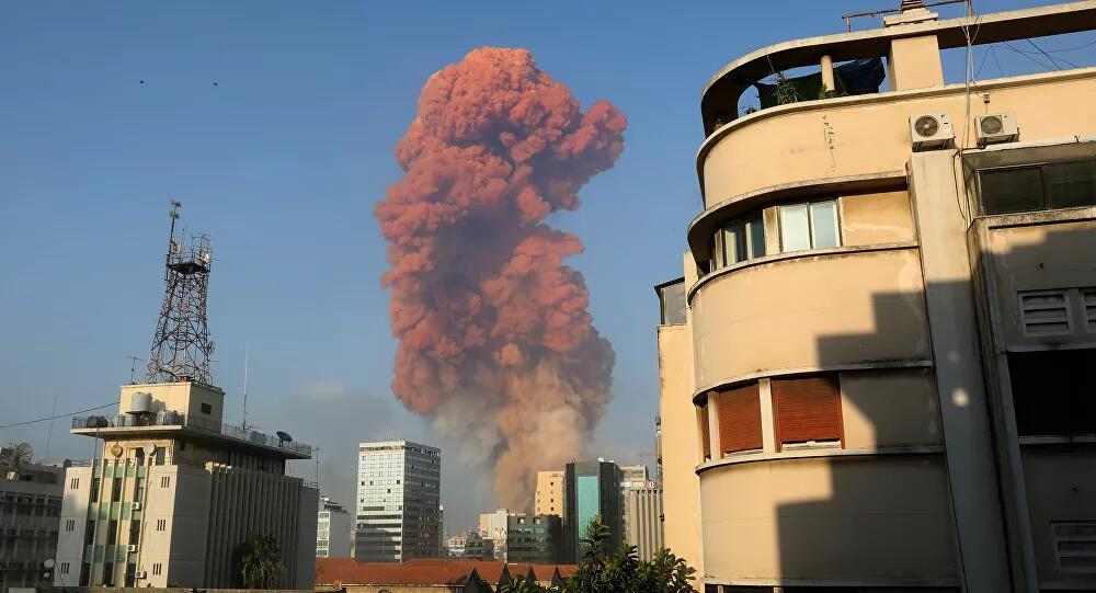 黎巴嫩首都大爆炸致30万人无家可归 占首都人口20%