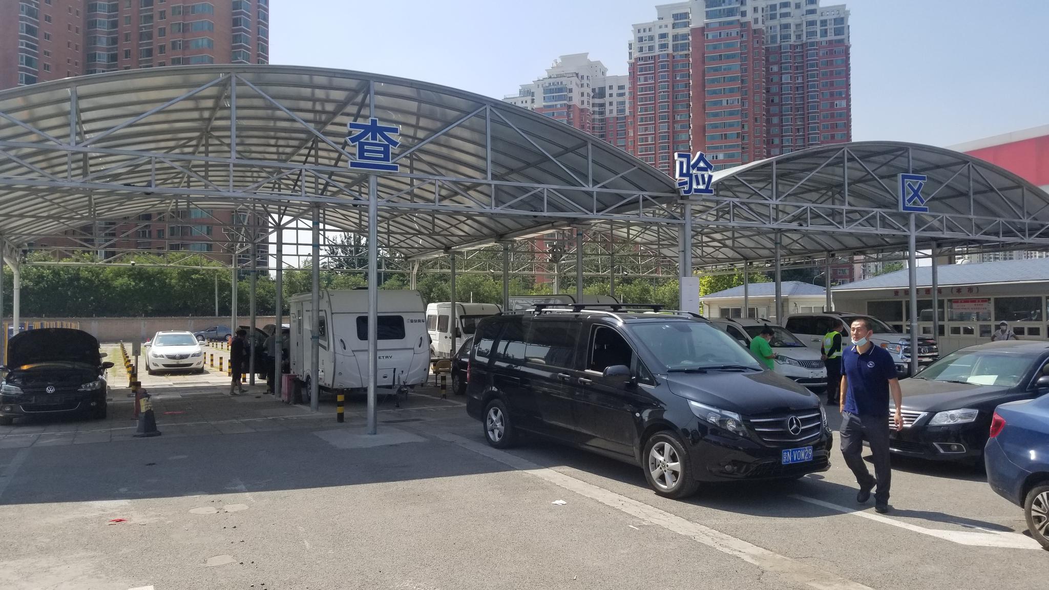 花乡二手车市交易量仍堪忧 有车商7月仅卖5辆车