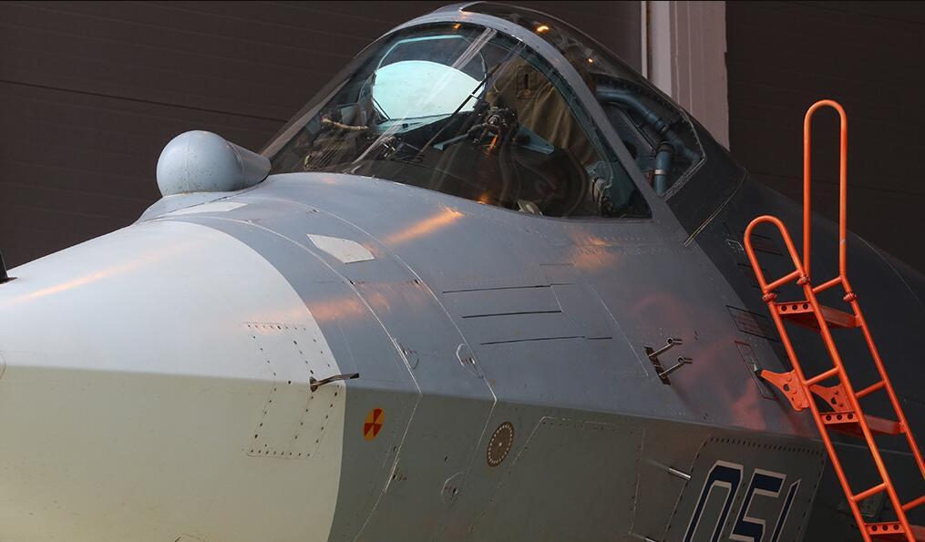 俄媒:苏57战机座舱盖换用新材料能实现对雷达隐形