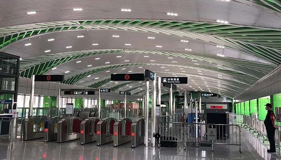 杭州与绍兴地铁将实现站内换乘,