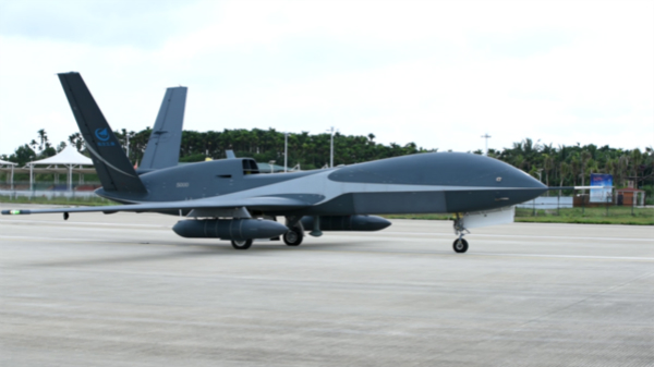 极简科学课 | 翼龙-10无人机如何在台风探测试验中大显神威