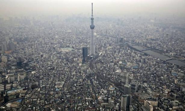 日本人口连续第11年负增长 近半数集中在大城市
