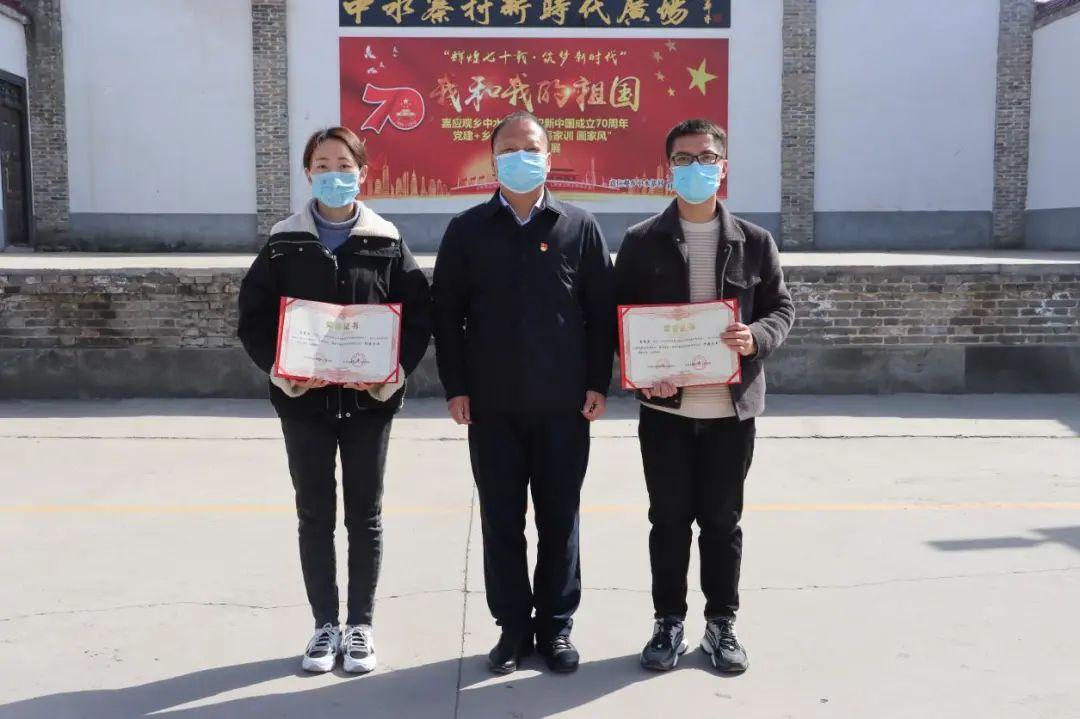 """帅!同济90后博士生荣获""""2019上海大学生年度人物"""""""