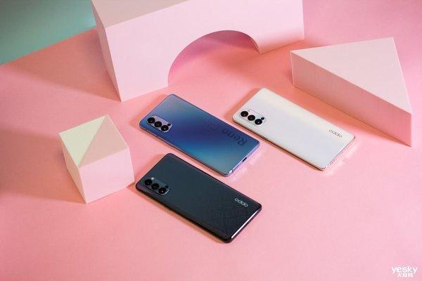 颜值才是第一生产力,高颜值5G手机大搜罗