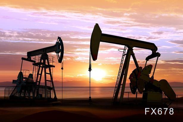 INE原油收涨 EIA库存超预期下降且弱势美元利多大宗商品