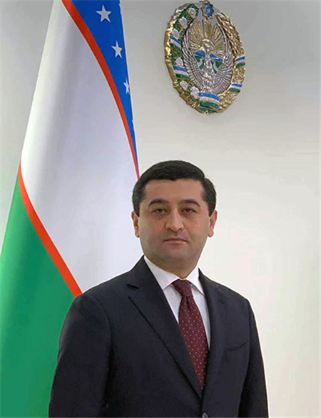 乌兹别克斯坦驻华大使:乌中在数字经济领域合作前景广阔