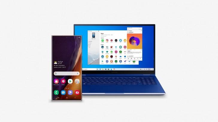 """微软 """"你的手机""""新功能即将到来:电脑同时运行多个手机应用,首发三星 Note20"""
