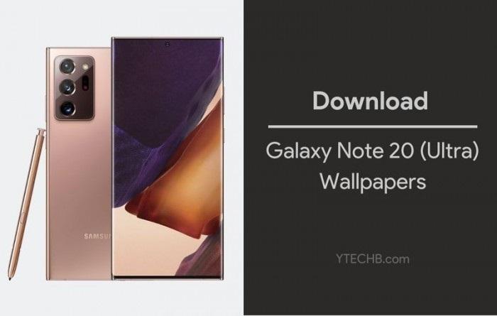 三星 Galaxy Note 20/Tab S7+/Z Fold 2 原生壁纸下载