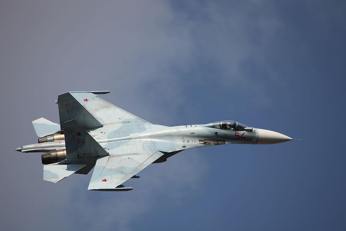 俄罗斯国防部:俄战机起飞拦截美国侦察机