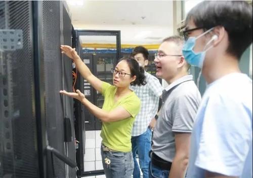 """业务能手风采录(五)丨蒋未未:长兴县的数字化""""懂行人"""""""