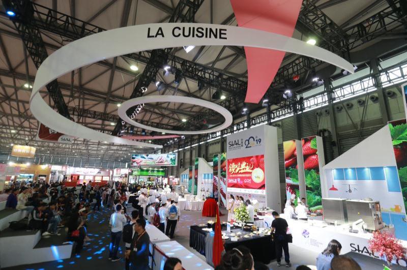 中国国际食品和饮料展览会将于9月28-30日上海举行 参展企业将达2200家