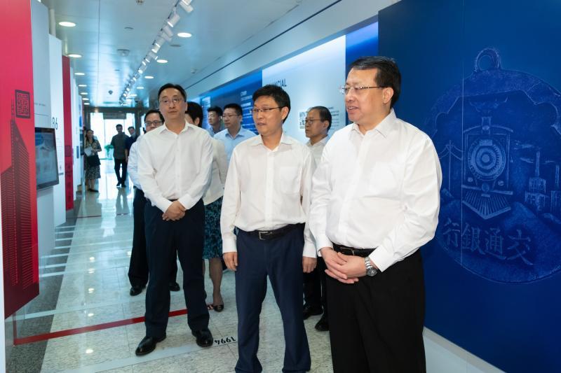"""龚正市长走访调研这几家央企,明确上海要打造""""五个生态"""""""