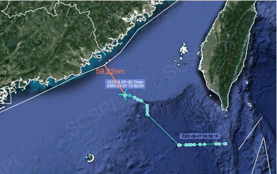 赢咖3主管:进入南海赢咖3主管一度飞近广东沿岸图片