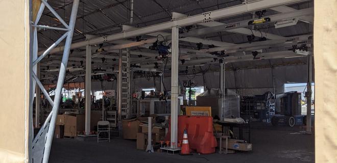 特斯拉扩产弗里蒙特工厂 在帐篷中新建装配线增产Model Y