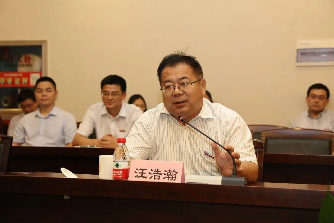 谋发展 · 话未来 | 宁波大学举行新老班子交流会