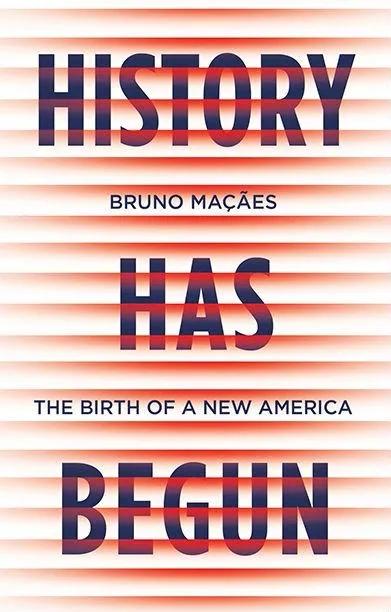 △马卡埃斯在其新书《历史已经开始》中指出,美国正在为了继续统治世界而逃避现实。