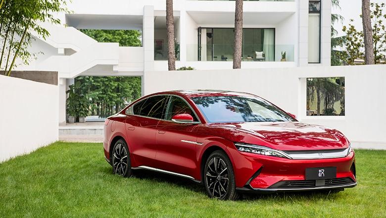 比亚迪7月销量3.1万辆,纯电动乘用车同比增长9.95%