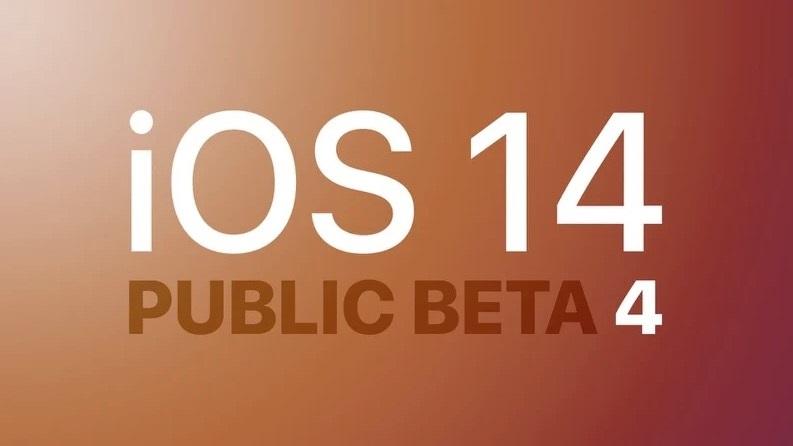 苹果 iOS 14/iPadOS 14 公测版 B