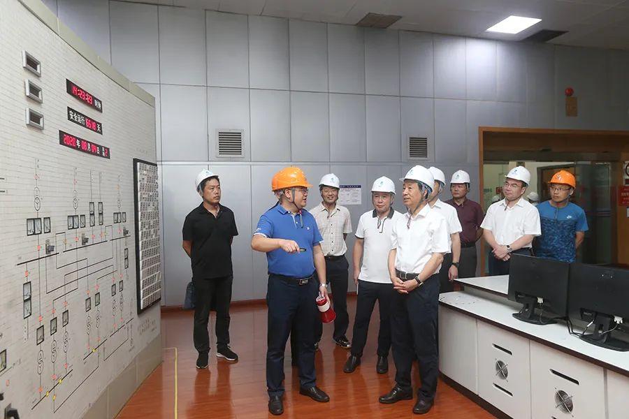 许达哲考察江垭水利枢纽工程:精准发挥水库在全省防汛抗旱和调峰调频中的重要作用