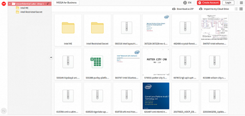 英特尔至少20GB机密资料外泄,涉及芯片开发工具、源代码等