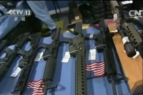 谁能管住美国的枪?反正美国的政客们不想管