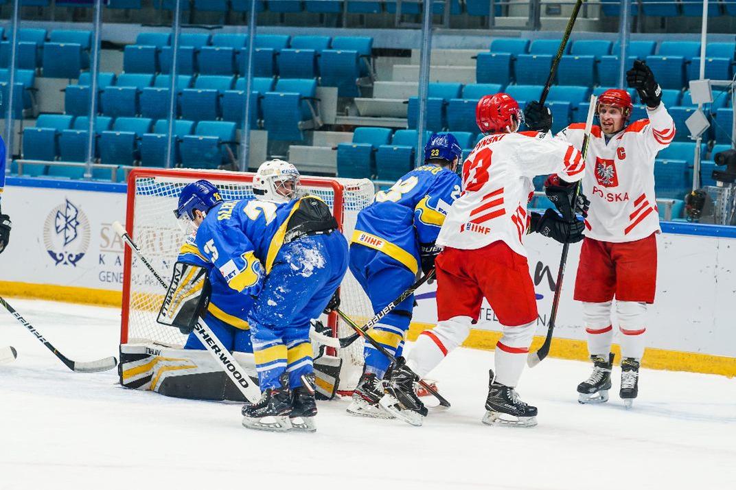 △图片来自波兰冰上曲棍球协会官网