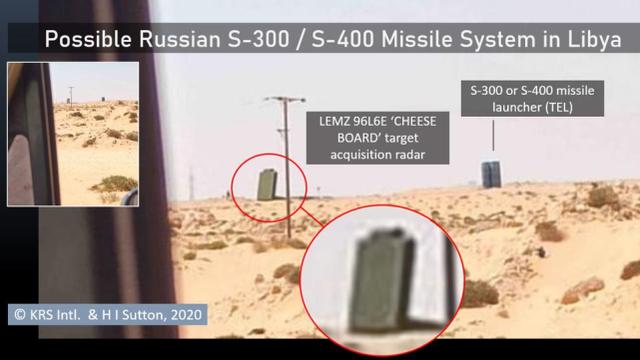 为支援盟友,俄出动巨型运输机绕开土耳其,把S-400运到利比亚