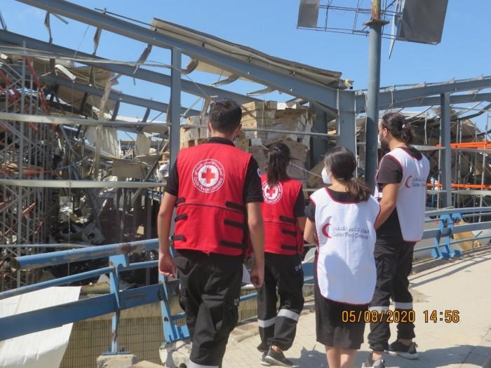 苹果公司为贝鲁特救灾提供捐款