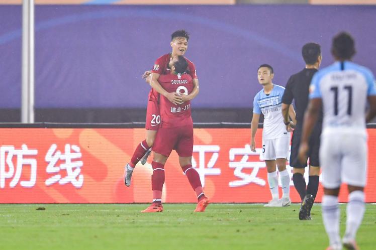 U23生存报告:赛程密集出场时间却变少,冯博轩打入U23首球