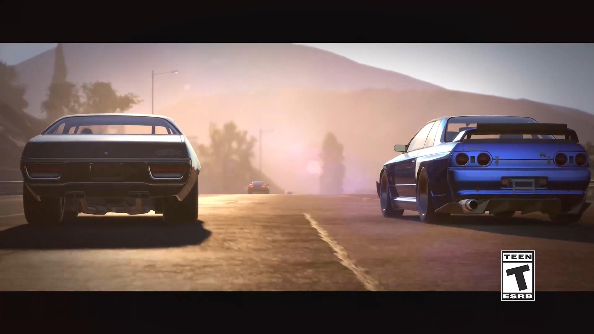 《速度与激情:十字路口》发售预告 电影版的享受