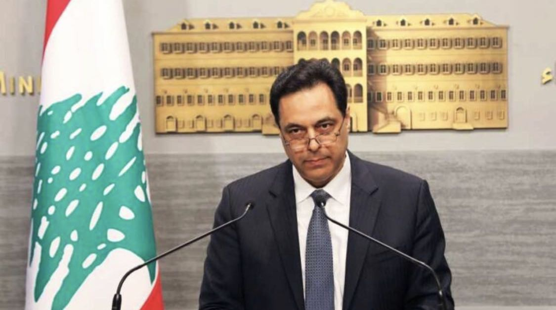 黎巴嫩总理:将扩大贝鲁特港口爆炸事件调查范围