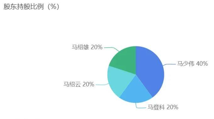 ·兴青团体股东持股比例。