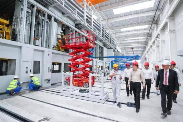 恒大4.0造车工厂建成 超强产能保