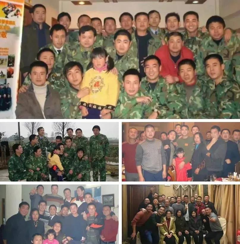 一个女孩有35个兵爸爸,背后故事让人泪目...