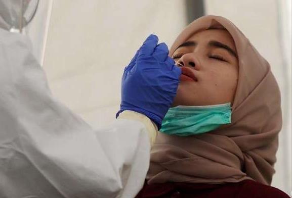 印尼新增2775例新冠肺炎确诊病例 累计确诊177571例