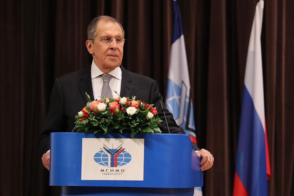 """俄外长:美国对""""北溪-2""""天然气项目单方面制裁非法"""