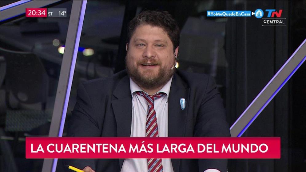 """经历""""最长隔离期""""的阿根廷 抗疫之路为何依然艰辛?"""