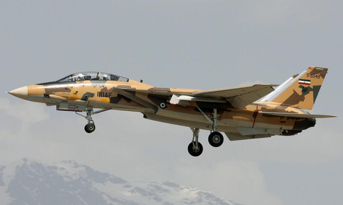 山寨版F-14?伊朗高调宣布打造国产重型战斗机