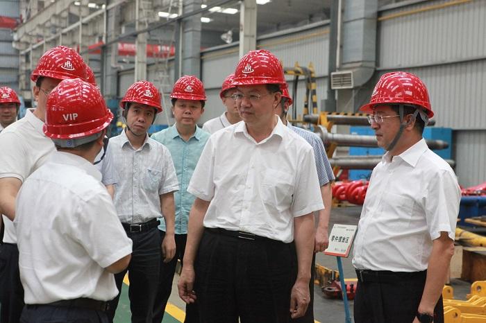 李刚在德阳调研时强调多措并举 攻坚克难 加快推进工业经济企稳回升